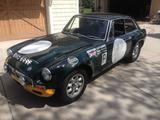1969 MG MGC GTS BRG Donald Kaas