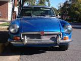 1971 MG MGB GT Blue Dave Rinker