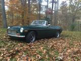 1971 MG MGB Green Chris M