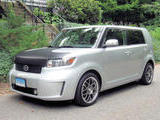 2008 Scion xB Silver Mike Tooke
