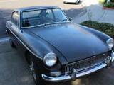 1967 MG MGB GT Black August A