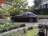 1974 MG MGB GT Black John Bennett