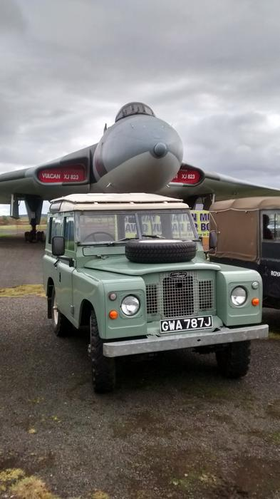 1970 Land Rover Series Iia  S2a    Registry   The Mg Experience