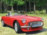 1968 MG MGB V8 Conversion Red Don B