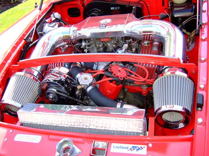 1968 Mg Mgb V8 Conversion Killerbee1968 Registry The