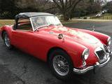 1958 MG MGA Red Randell Kegg