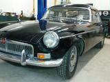 1964 MG MGB Black Jessie Souza