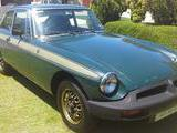 1975 MG MGB GT Jubilee New Racing Green Nigel Brindley