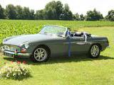 1967 MG MGB Grampian Gray Jim Munsch
