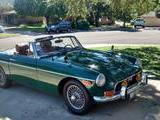 1972 MG MGB BRG Tom L