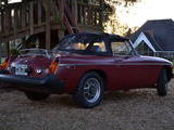 1979 MG MGB Carma Red gary gp