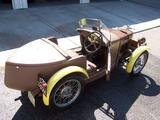 1930 MG Midget Yellow David Fuqua