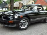 1979 MG MGB Limited Edition LE Black Robert Masoner