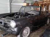 1969 MG Midget GRAY Victor Do