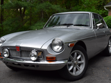 1974 MG MGB GT Silver Thomas R