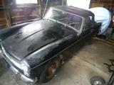 1969 MG Midget MkIII BLACK Jeff B