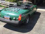 1978 MG MGB MkIV GREEN Phillip Euper