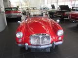 1961 MG MGA Chariot Red Brian Noriega