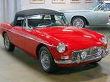 1965 MG MGB Tartan Red Brian D