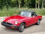 1975 MG MGB Red Susan Messenger