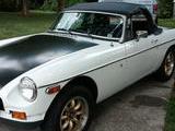 1970 MG MGB White James Horton