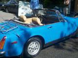 1972 MG Midget MkIII Powder Blue Frank Savalli