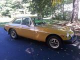1974 MG MGB GT Yellow Chris Coffin