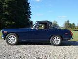 1976 MG Midget 1500 DARK BLUE Mike Frederick