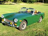 1973 MG Midget MkIII Green Tim A