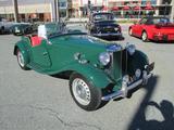 1953 MG TD Green Brian Noriega