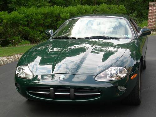 Registry: 1998 Jaguar XK8