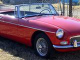 1966 MG MGB RED Terri B
