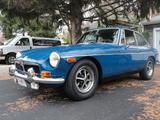 1974 MG MGB GT Blue Jack Lee