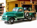 1954 Chevrolet 3100 Juniper Green Lonnie Cook