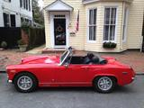 1970 MG Midget MkIII Red Michael Eckhart