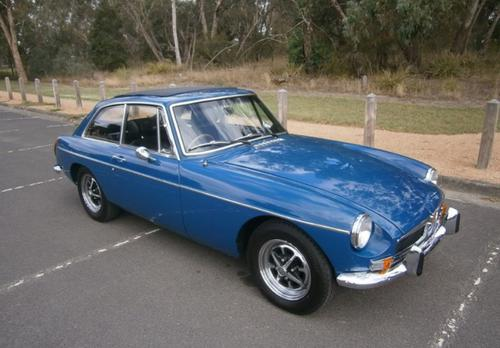 1972 mg mgb gt 46260fm registry the mg experience. Black Bedroom Furniture Sets. Home Design Ideas