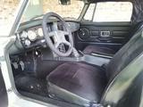 1979 MG MGB MkIII Silver Paulette Osborne