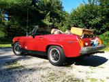 1979 MG Midget 1500 Red Anthony Palm