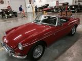 1965 MG MGB Red Bob Ferrer