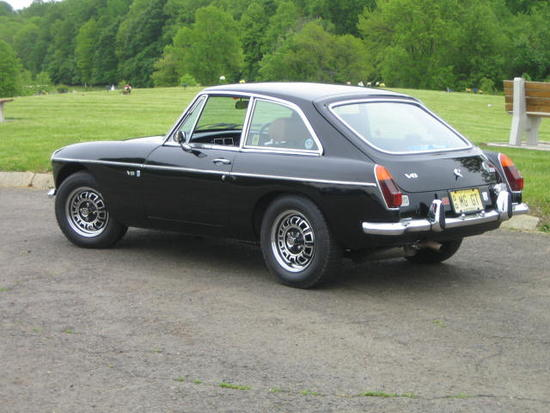 Cars For Sale In Nj >> 1974 MG MGB GT V8 (1523G) : Registry : The MG Experience