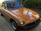 1976 MG MGB Bracken Josh M