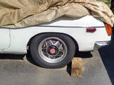 1971 MG MGB GT White Eric Pyle
