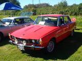 1972 Rover P6 Red John Walkden
