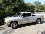 1998 Dodge Dakota Pickup Silver Mike B