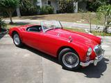 1960 MG MGA 1600 Chariot Red Allan Thompson
