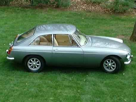 Cars For Sale In Nh >> 1967 MG MGB GT (GHD3L101032) : Registry : The MG Experience