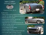 1973 MG Midget Conversion Medium Gray Metallic Mike B