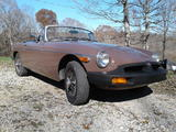 1979 MG MGB Russet Brown Peter Taylor