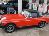 1979 MG Midget 1500 Orange MARK ALLEN