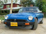 1977 MG MGB Tahiti Blue DEAN CULLY